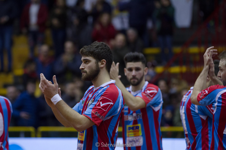 Meta Catania Bricocity-Napoli si gioca il 12 Marzo