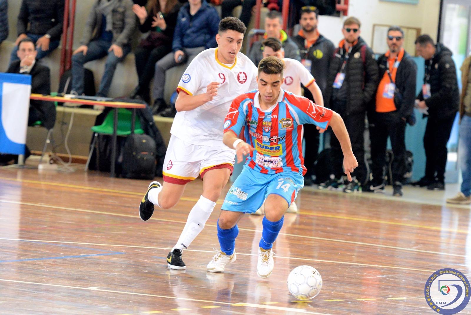 Final Eight: under 19, peccato. Vince la Roma in rimonta