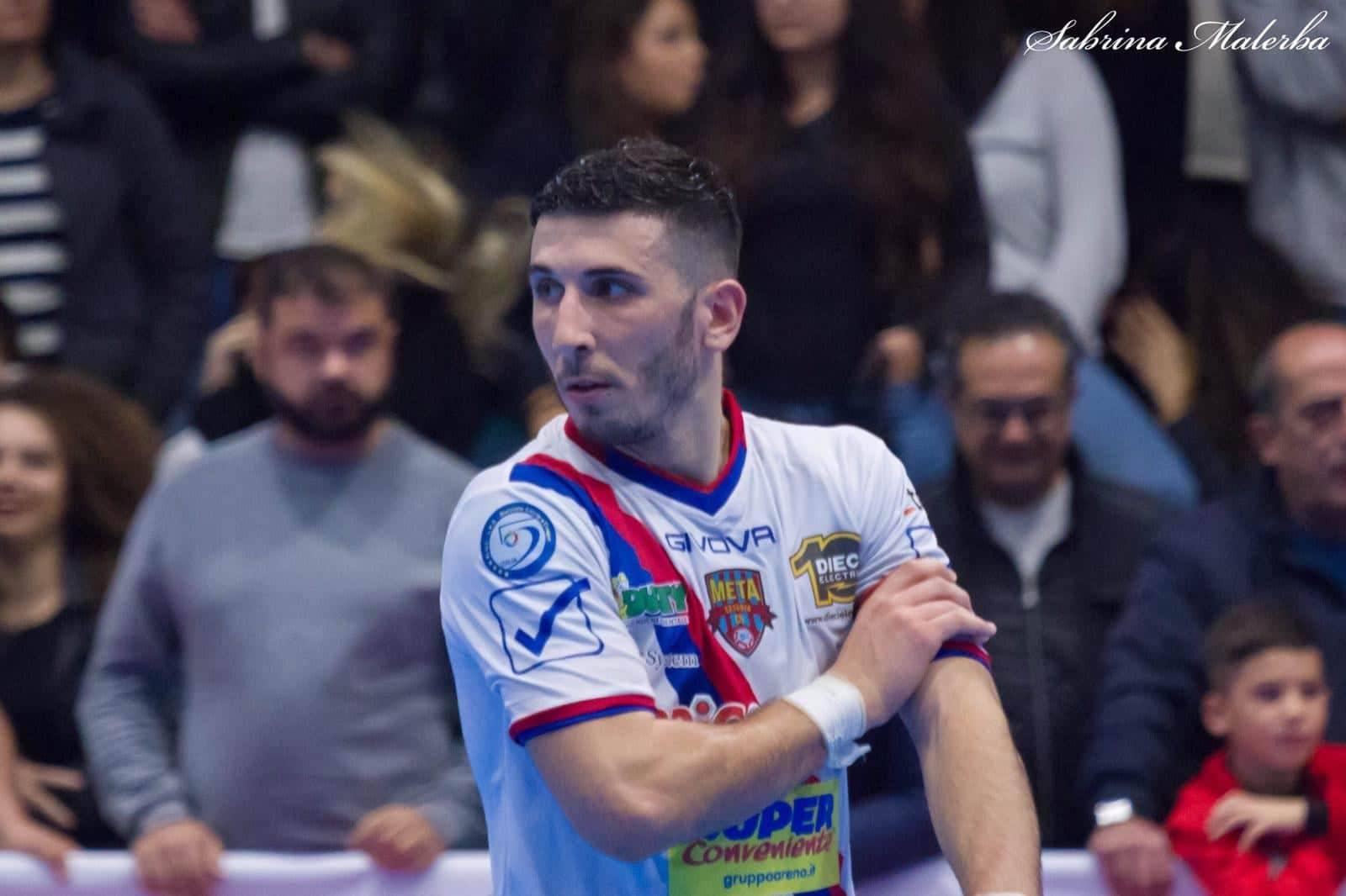 Real Rieti-Meta Catania 1-0 : i pali e la sfortuna fermano gli etnei