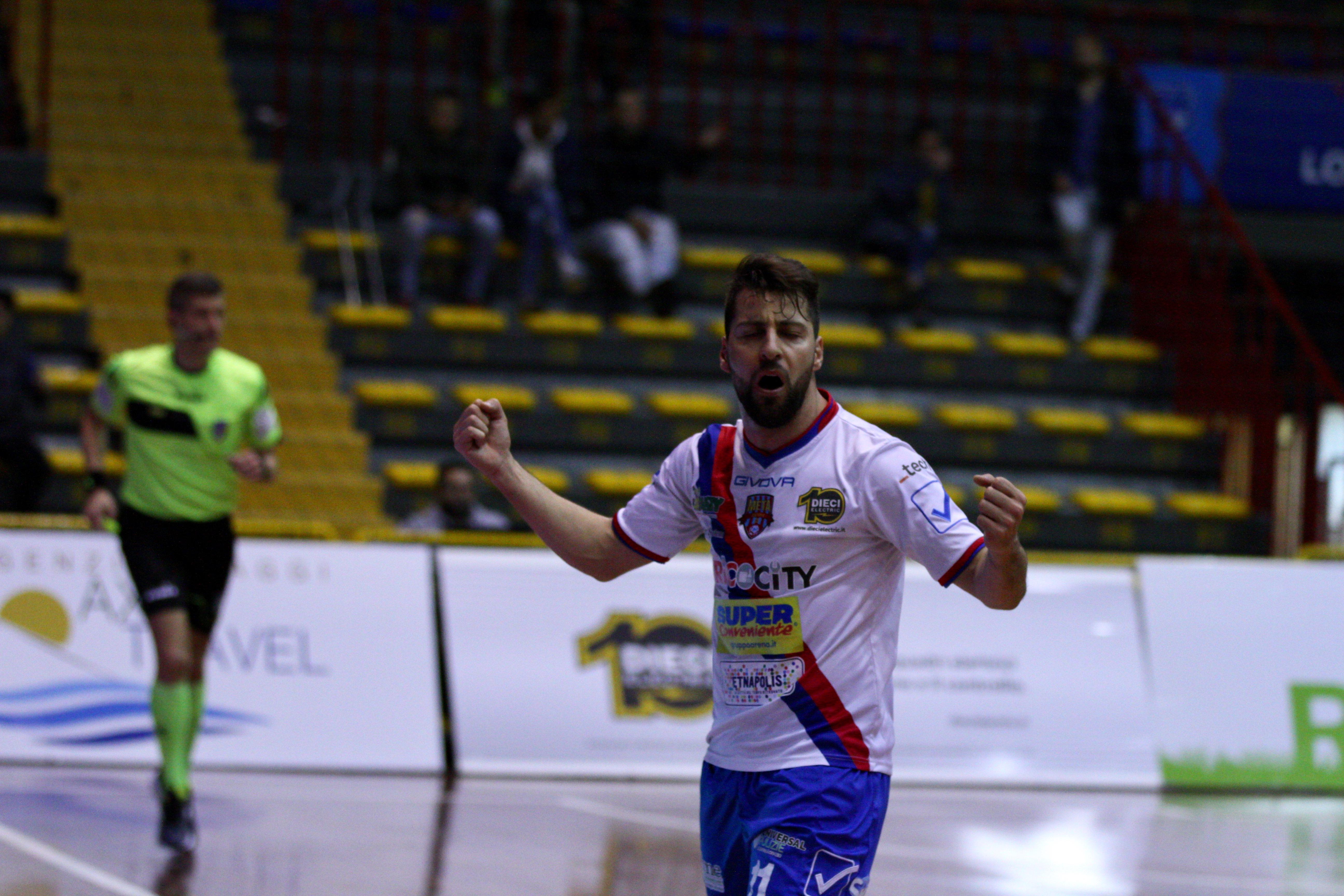 Applausi Meta Catania, ancora vittoria e quinto posto firmato playoff