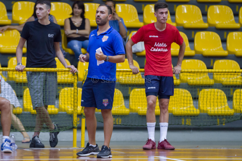 Coppa Divisione: sono 12 i convocati di coach Samperi.