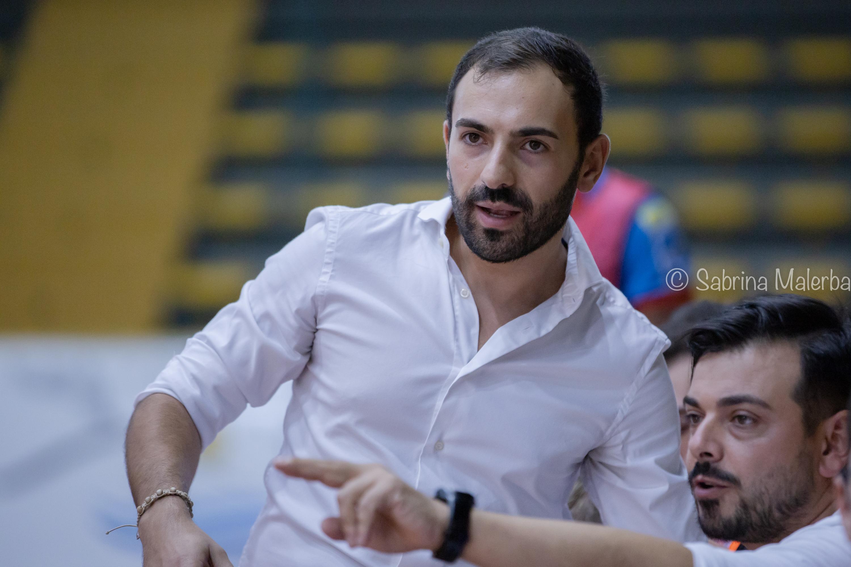 """MetaMix con coach Samperi: """"felice del rinnovo, adesso lavoriamo per i colori rossazzurri"""""""