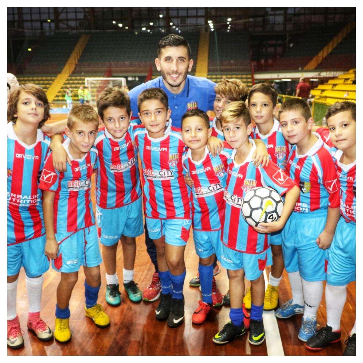 Academy Meta Catania, secondo appuntamento tra futsal e alimentazione