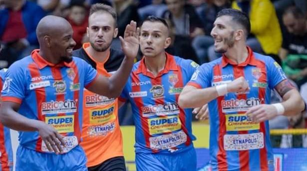 Finisce 2-2 tra Mantova e Meta Catania Bricocity. Il tabellino