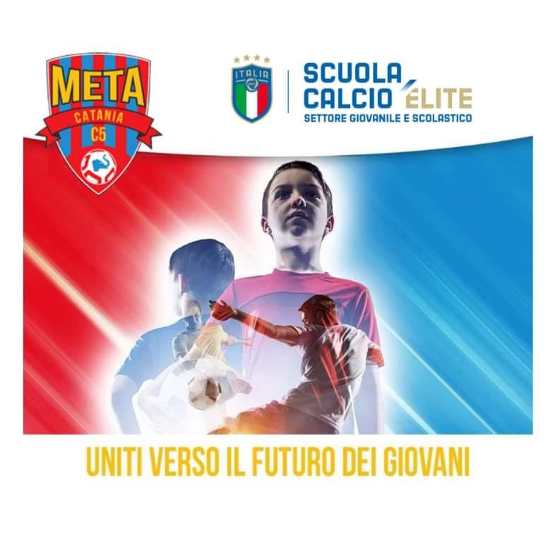 Meta Catania Scuola calcio d'élite
