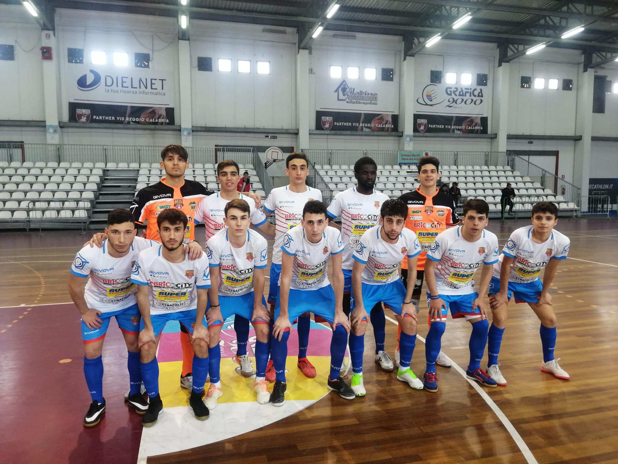 Under 19, Fantastici. Meta Catania in Final Eight