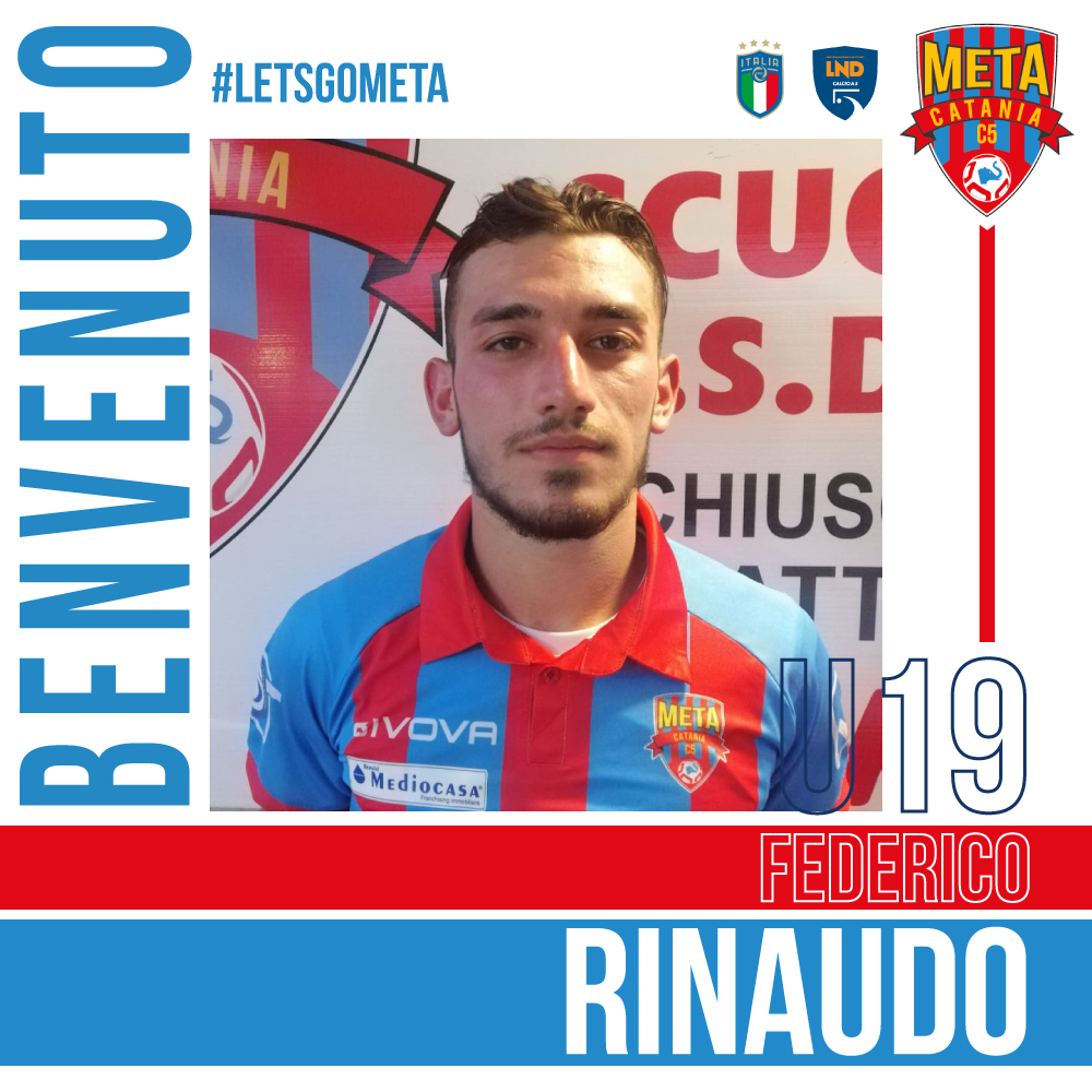 Ufficiale: Under 19 arriva Rinaudo