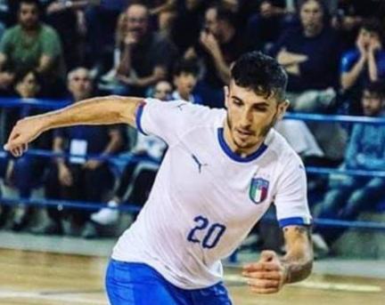 Il capitano Carmelo Musumeci convocato dal C.t. Bellarte.
