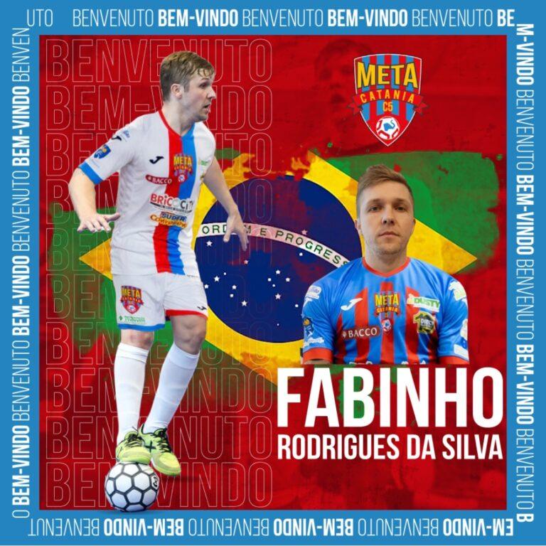 Ufficiale: Fabinho è della Meta Catania Bricocity