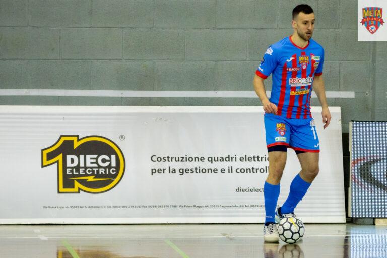 Ufficiale: Quintairos alla Colormax Pescara