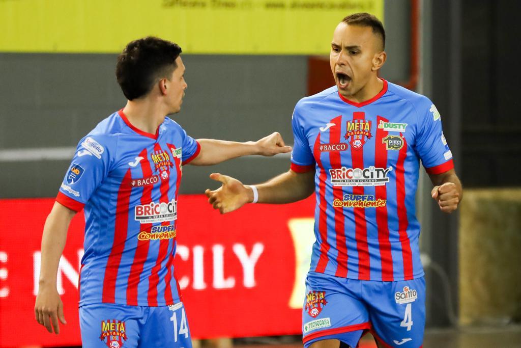 La Meta Catania Bricocity sbatte su Weber e i sei legni. Addio Final Eight di Coppa Italia
