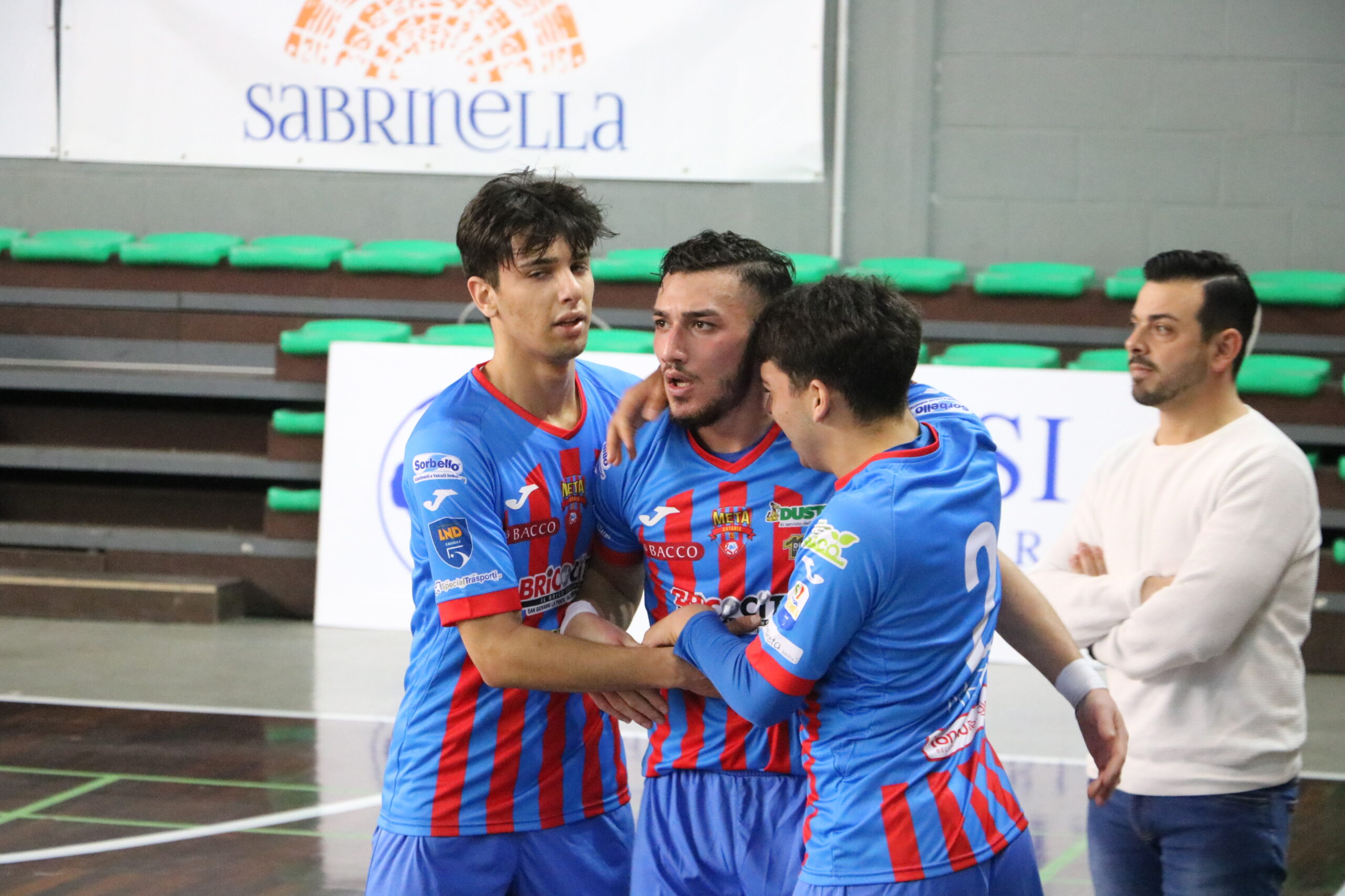 Under 19: Meta Catania Bricocity pronta al big match contro Regalbuto. Le parole di coach Giuffrida