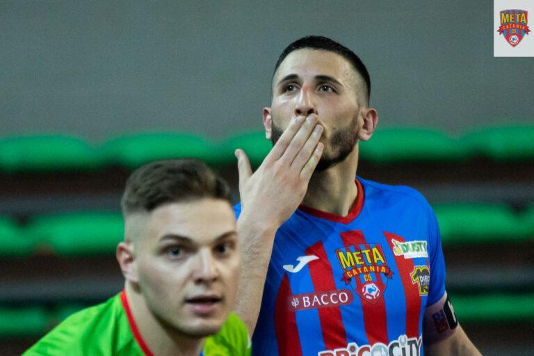 Playoff Scudetto: Meta Catania Bricocity prepara gara 1 contro Acqua&Sapone