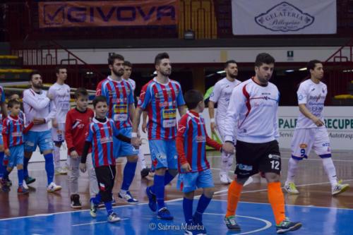 Meta Catania Bricocity - Italservice Pesaro