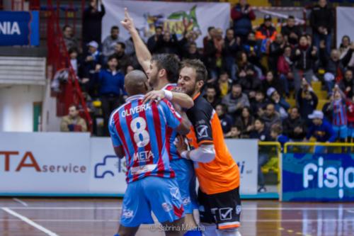 Meta Catania Real Rieti (11)