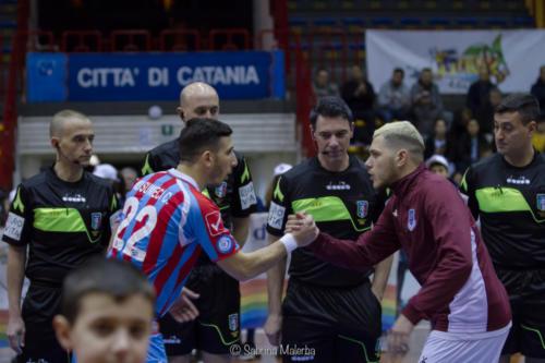 Meta Catania Real Rieti (2)