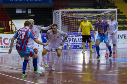 Meta Catania Real Rieti (7)